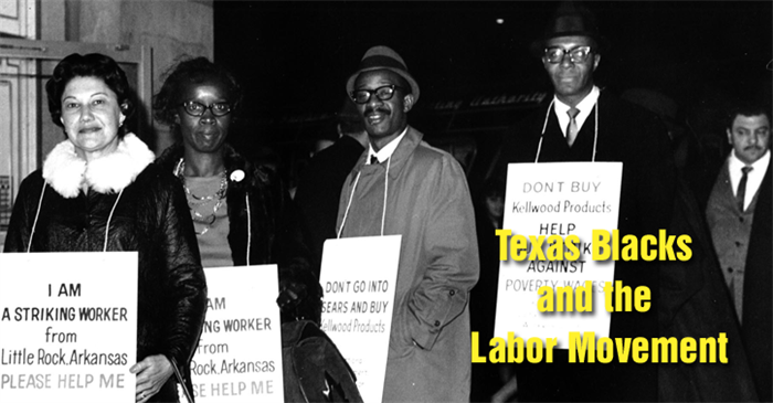 Texas Black Labor Movement on TheHoustonBlackPages.com