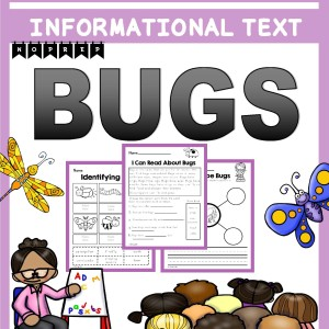Bugs!- Informational Text