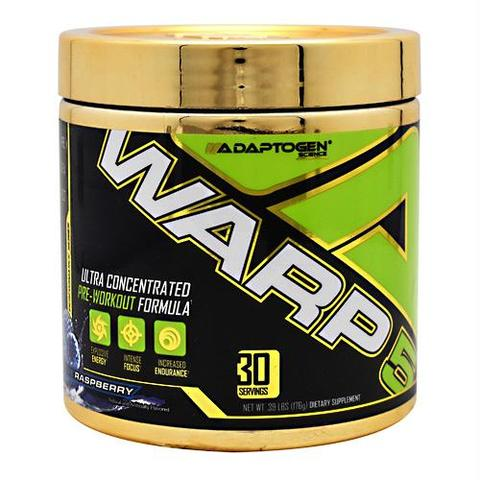 ADAPTOGEN SCIENCE WARP-5 BLUE RASPBERRY