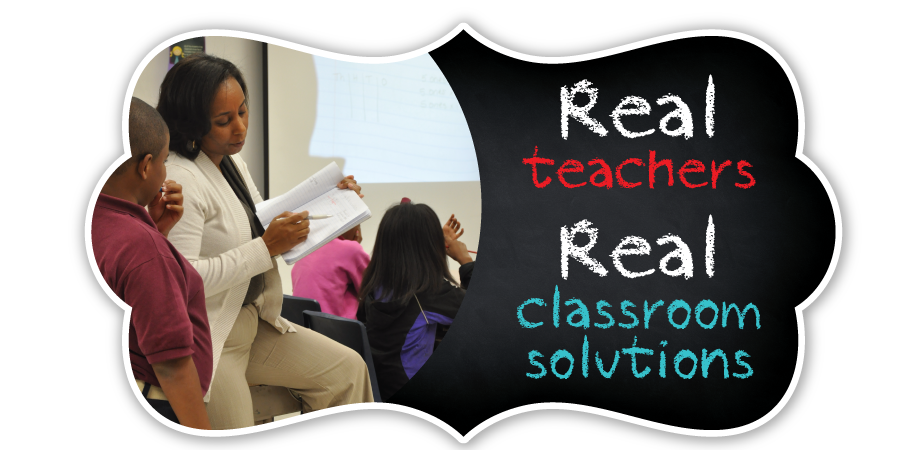 We can help schools and teachers with professional development, new teacher support, and teacher pedagogy.
