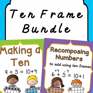 Ten Frame Bundle