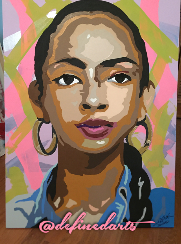 Sade (original) Art