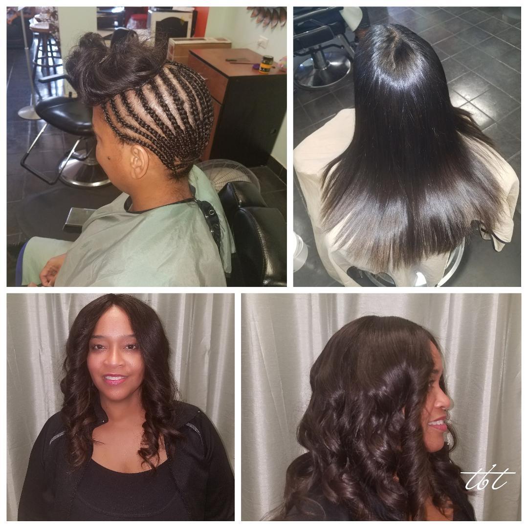 Trendz by Tammy Black Hair Salon   Beauty Salon in Houston, Local ...