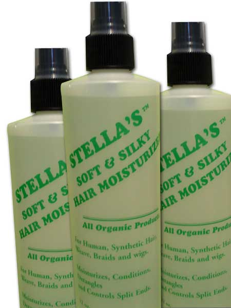 Stella's Soft And Silky Hair Moisturizer